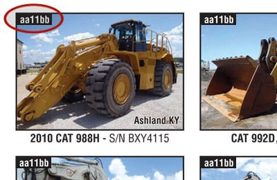 Marketbook Ca Backhoes For Sale Skid Steers Excavators Dozers